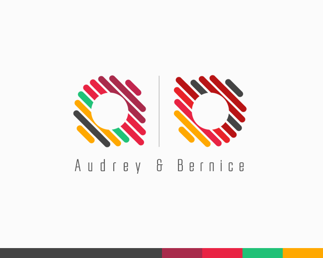 Audrey & Bernice Corporate Identity