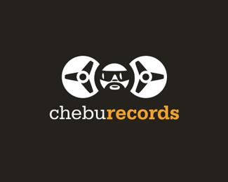 Logo design inspiration #19 - Sergey Babenko - ChebuRECORDS