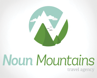 Noun Mountains