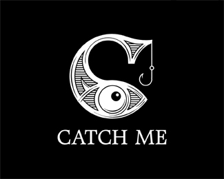 Logo design inspiration #4 - Mike Erickson - Catch Me