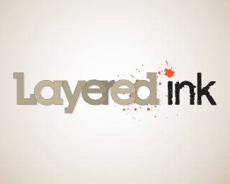 Layered ink Spec