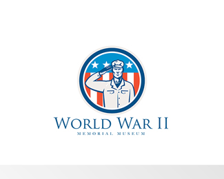 World War II Memorial Logo