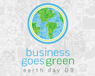 Business Goes Green Earth Day 09