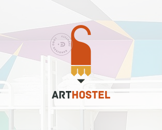 ART Hostel by ©Edoudesign