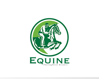 Equine Thoroughbreds Logo