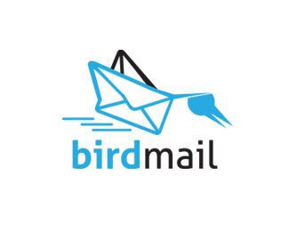 Bird Mail Logo