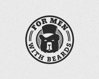 FOR MEN WITH BEARDS