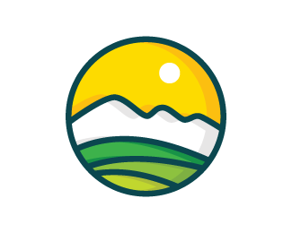 Mountain Land Logo