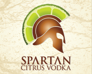 Spartan Citrus Vodka
