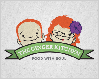 Ginger Kitchen Logo