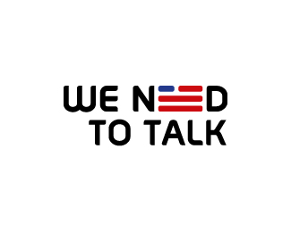 Logo for We need to talk