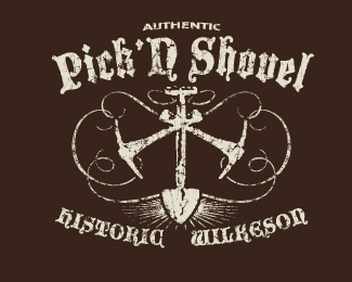 Pick 'N Shovel_Logo