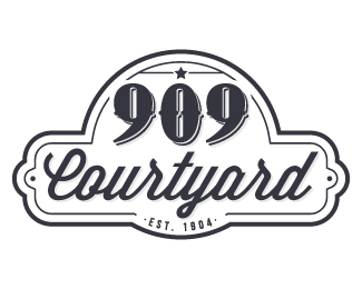 909 Courtyard - Events