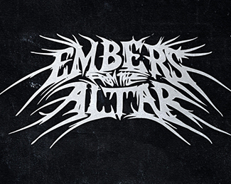 Embers From The Altar band logo