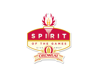 Oroweat Spirit of the Games Promotion