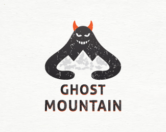 Ghost Mountain Logo