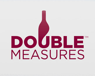Doubble Measures Logo