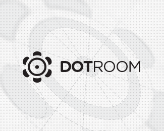 Dotroom Logo Design