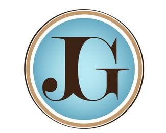 JG logo on Behance