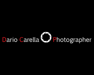 Photographer simple logo