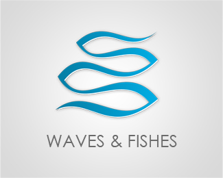 Waves & Fishes
