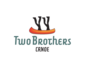 Two Brothers canoe