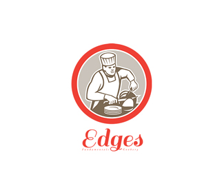 Edges Cookery Logo