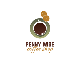 Penny wise coffee shop
