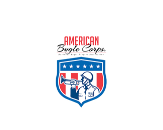 American National Bugle Association Logo