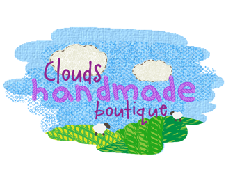 Clouds Handmade Boutique - Logo 2