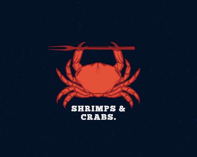 Shrimps & Crabs.
