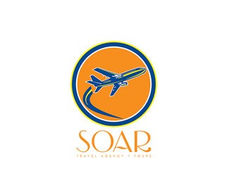 Soar Travel Agency Tours Logo