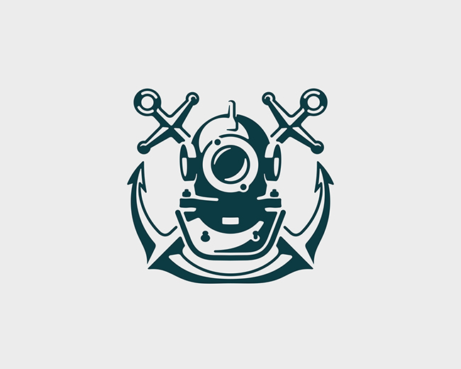 Scuba 📌 Logo for Sale