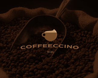 Coffeeccino Logo Design