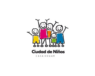 Logopond logo brand identity inspiration ciudad de - Casas para ninos ...