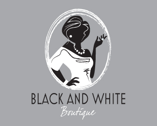 Black and White boutique