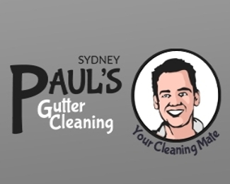 Paul's Gutter Cleaning Sydney Logo