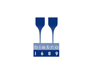 Bistro 1689 - now Illusionz Wine Bar Logo