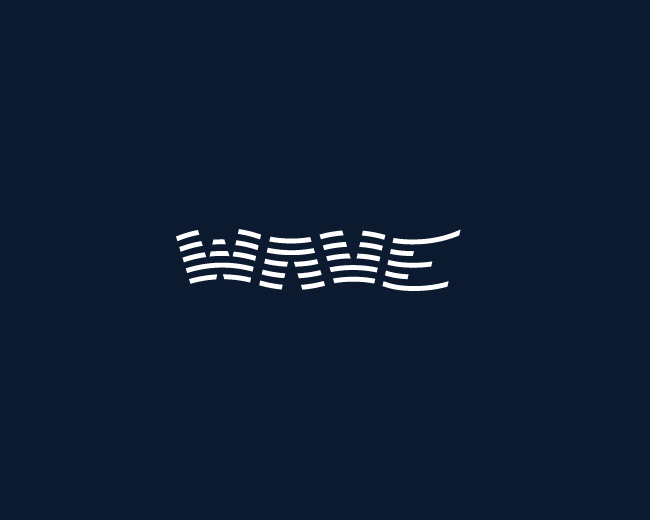 Wave Typography
