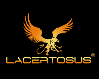 Lacertosus Training Gear logowork 2