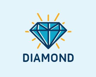 Logopond - Logo, Brand & Identity Inspiration (Diamond Logo)