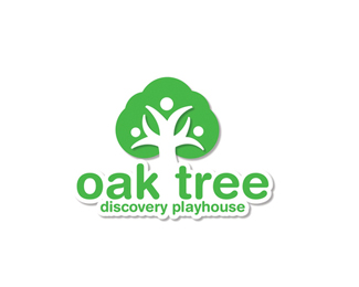 Oak Tree Discovery Playhouse
