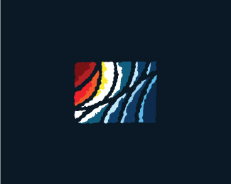 Lava And Water Logo