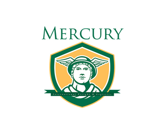 Mercury International Logistics Logo