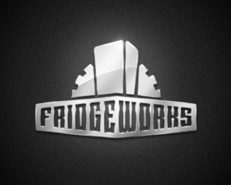 FridgeWorks (metallic)