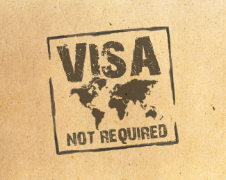 visa not required