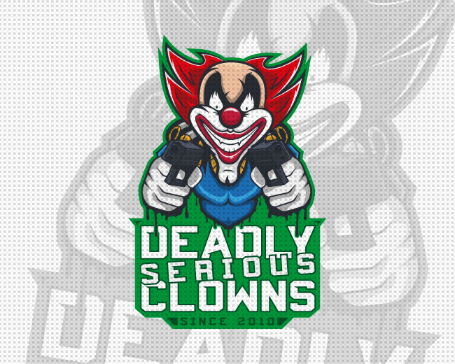 Deadly Serious Clowns