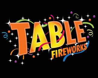 Table Fireworks