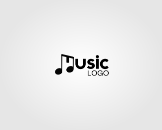 Music logo design free