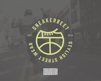 SNEAKERBEET by Edoudesign 2019 ©